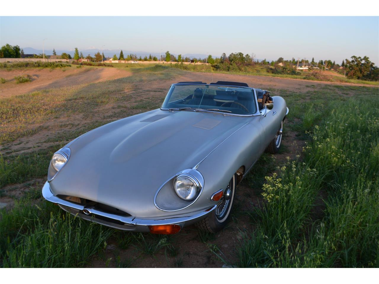 Large Picture of Classic 1969 Jaguar XKE located in   - Q3US