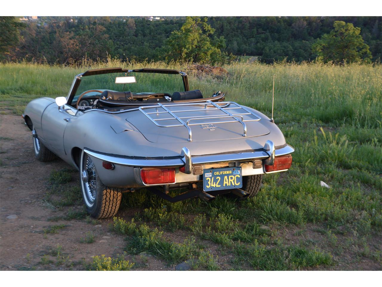 Large Picture of Classic '69 XKE Offered by Bring A Trailer - Q3US