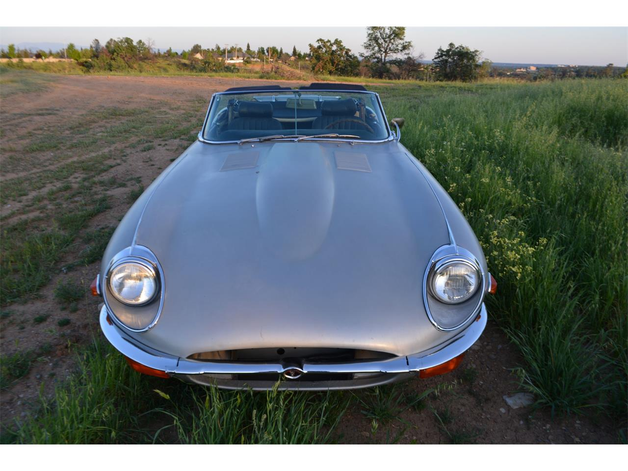 Large Picture of 1969 Jaguar XKE Offered by Bring A Trailer - Q3US