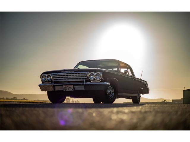 Picture of Classic 1962 Chevrolet Impala SS located in Monterey California Offered by  - Q3UX