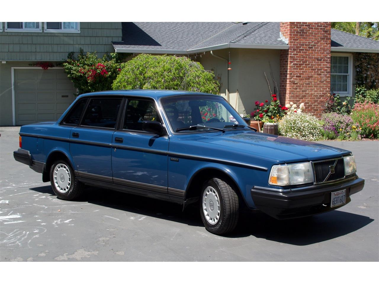 Large Picture of '91 240 - Q3V8