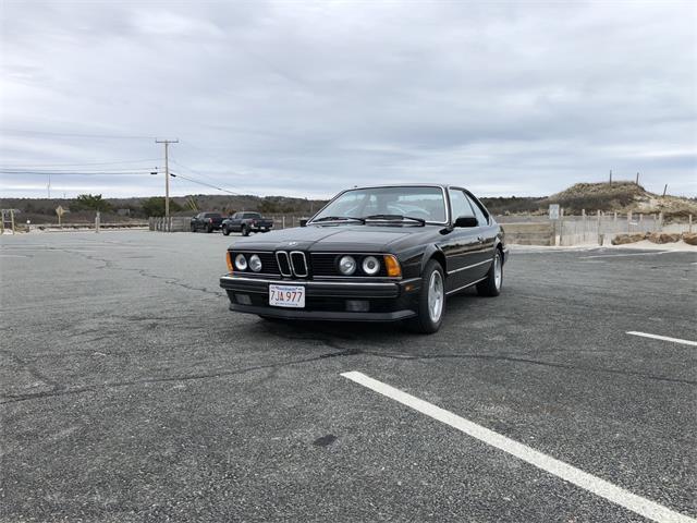Picture of '89 635csi - Q3VC