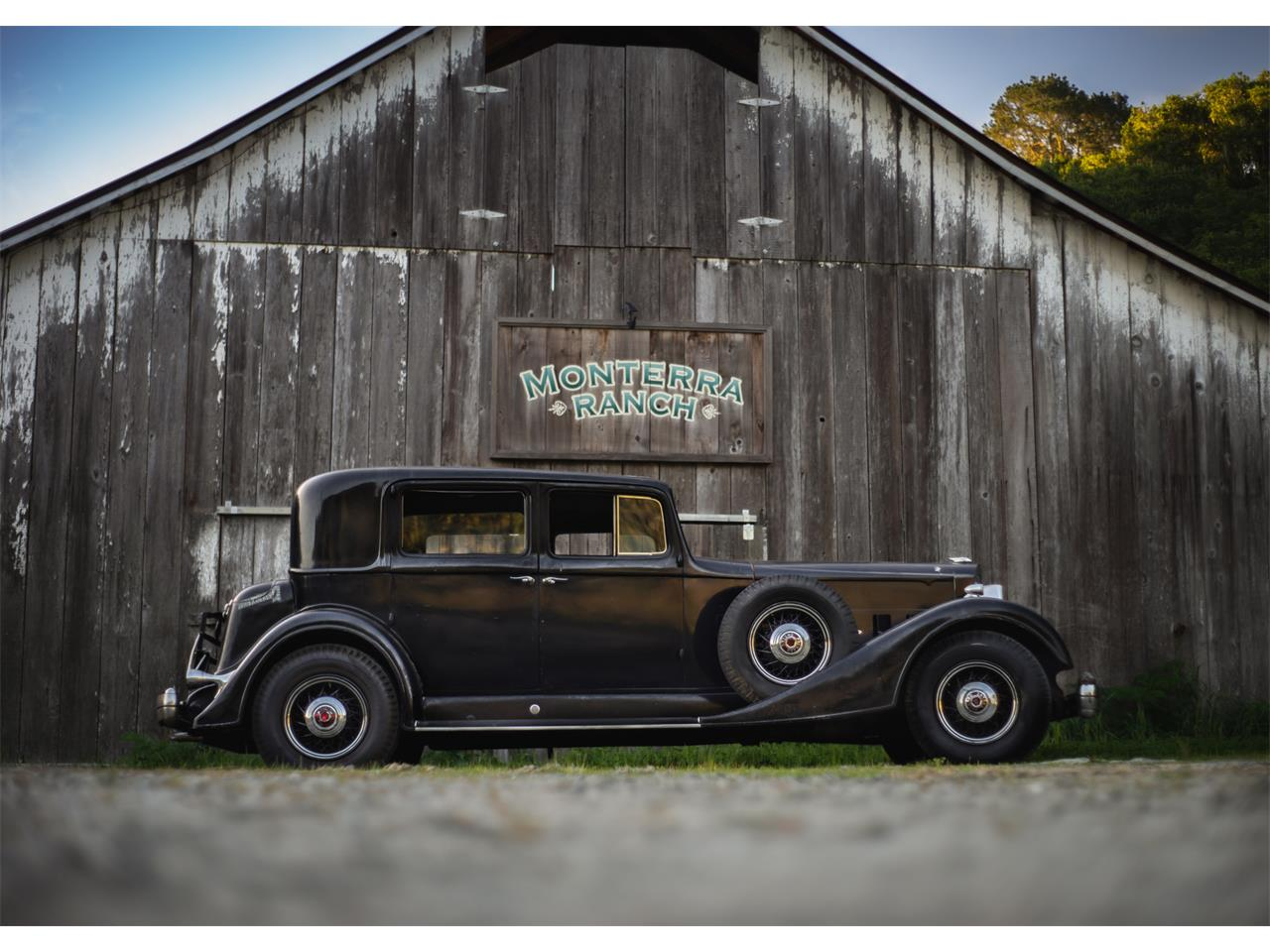 Large Picture of '34 Sedan - Q3VG