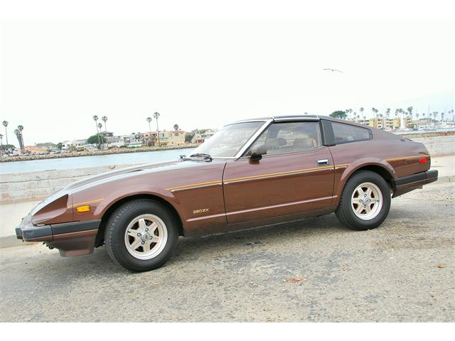 Picture of 1983 Datsun 280ZX Auction Vehicle - Q3VO
