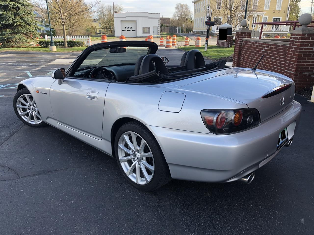 Large Picture of '06 S2000 - Q3W0