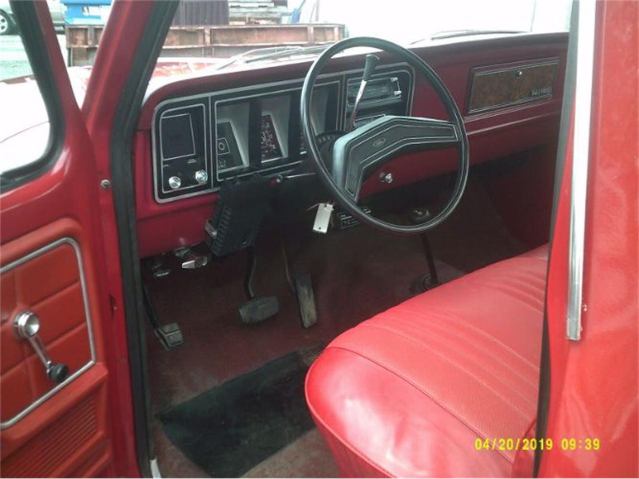 Large Picture of '78 F150 - PY9M