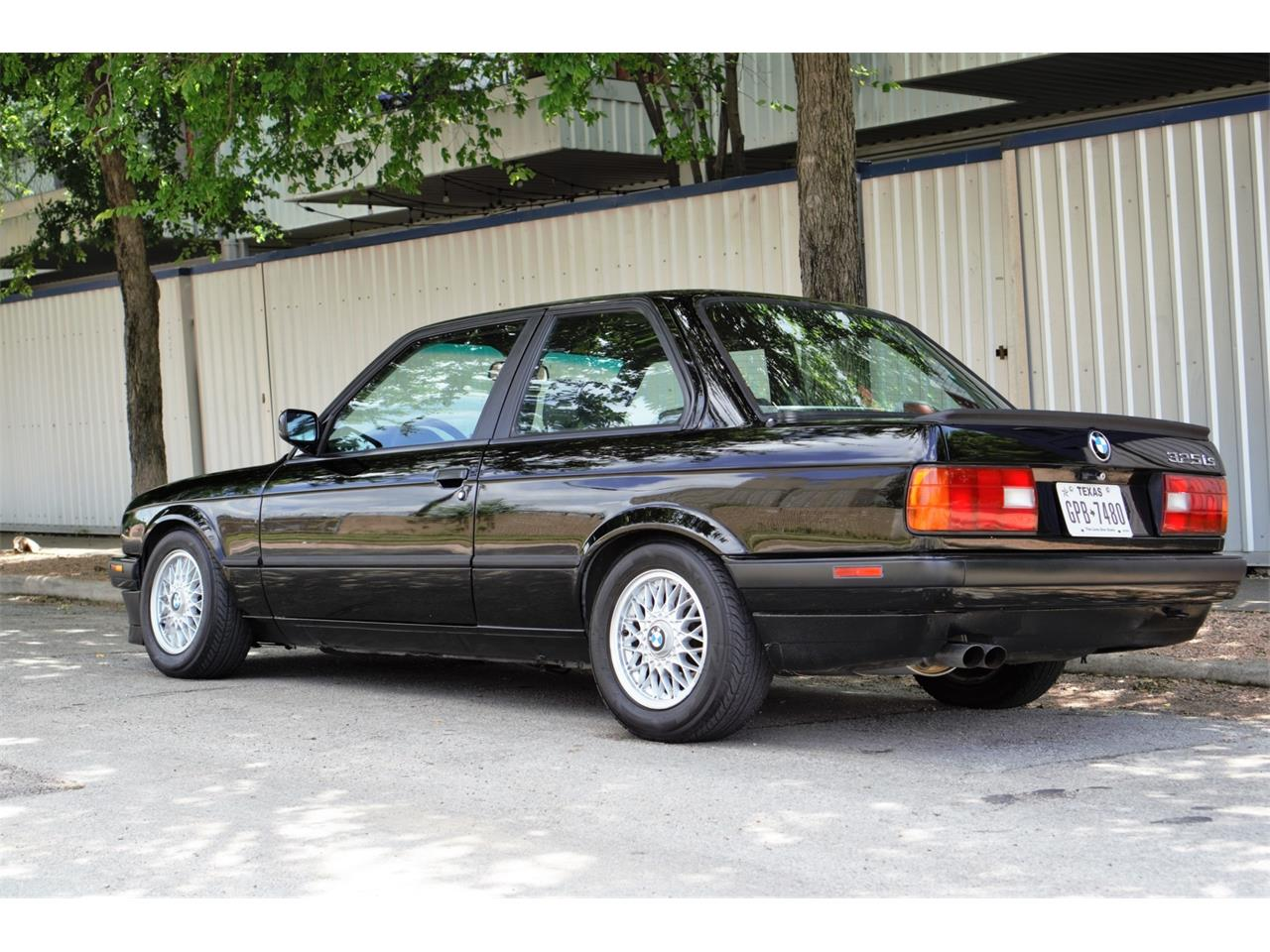 Large Picture of 1990 BMW 3 Series Auction Vehicle - Q3WA