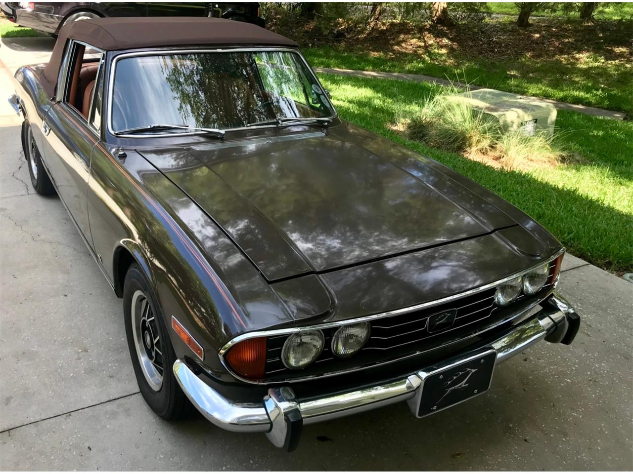 Large Picture of '73 Stag - Q3WD