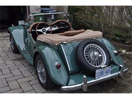 Picture of Classic '55 MG TF located in Toronto  Offered by Bring A Trailer - Q3WL