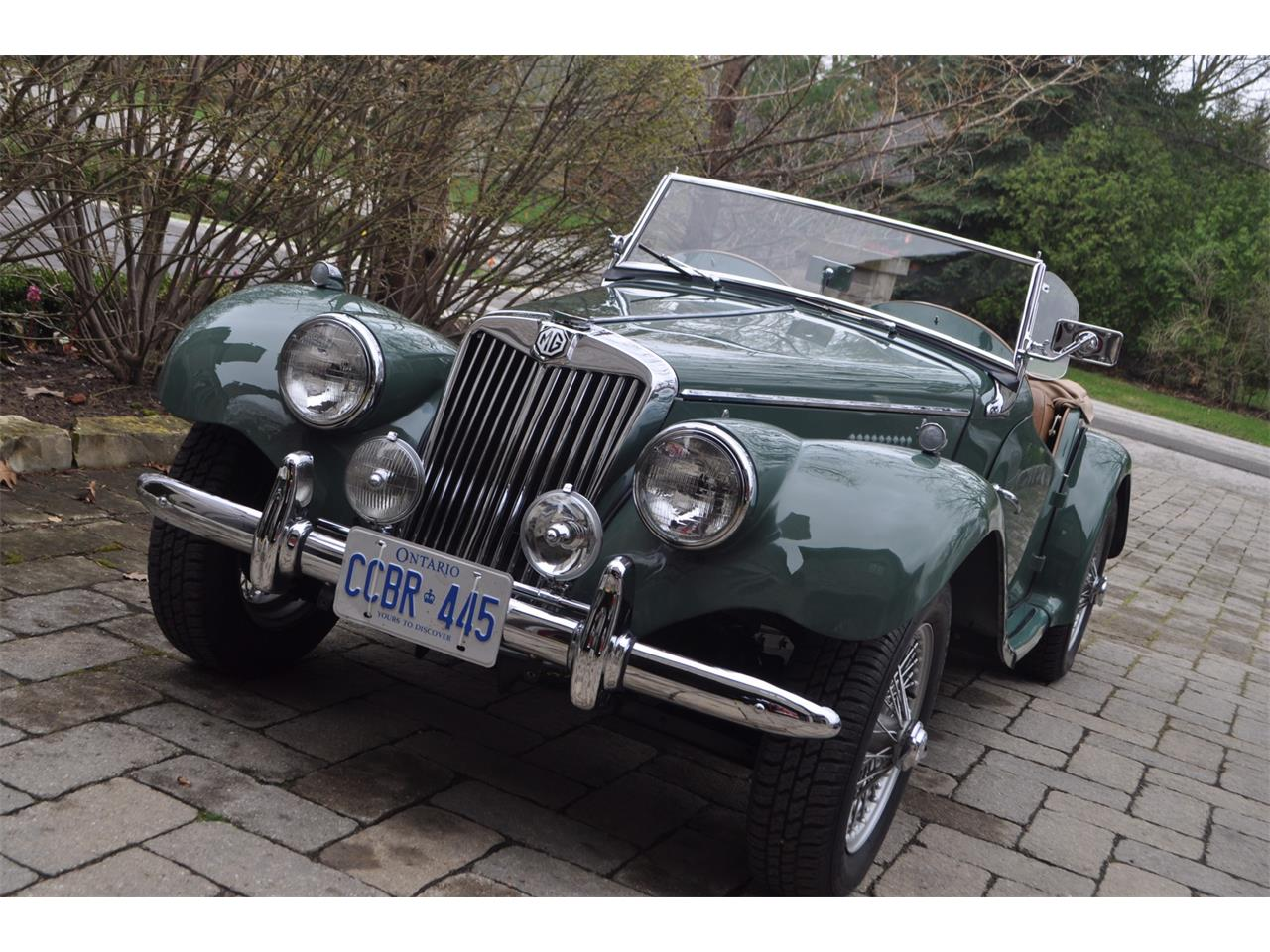 Large Picture of Classic '55 TF located in  Auction Vehicle - Q3WL