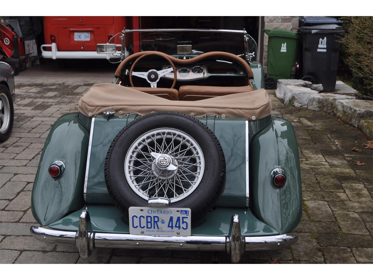 Large Picture of Classic '55 MG TF located in  Auction Vehicle Offered by Bring A Trailer - Q3WL