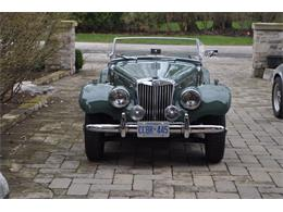 Picture of Classic '55 MG TF Auction Vehicle Offered by Bring A Trailer - Q3WL