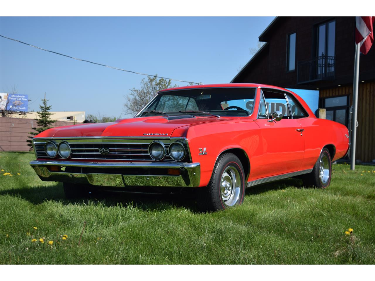 Large Picture of '67 Chevelle SS - Q3X5