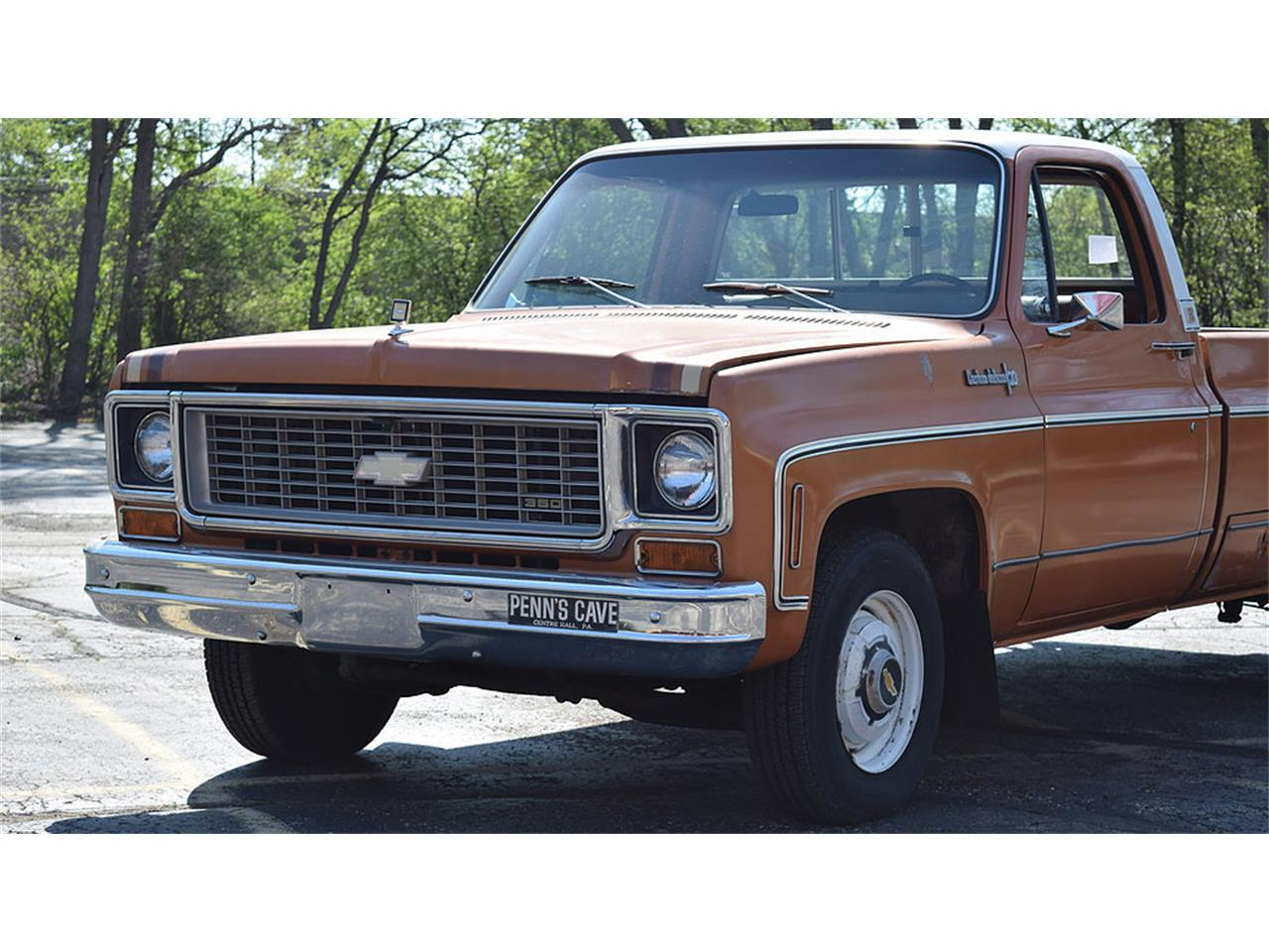 Large Picture of '73 3/4-Ton Pickup - Q3Y2