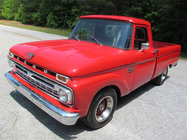 Picture of Classic 1966 Ford F100 - $12,900.00 - Q3Y3