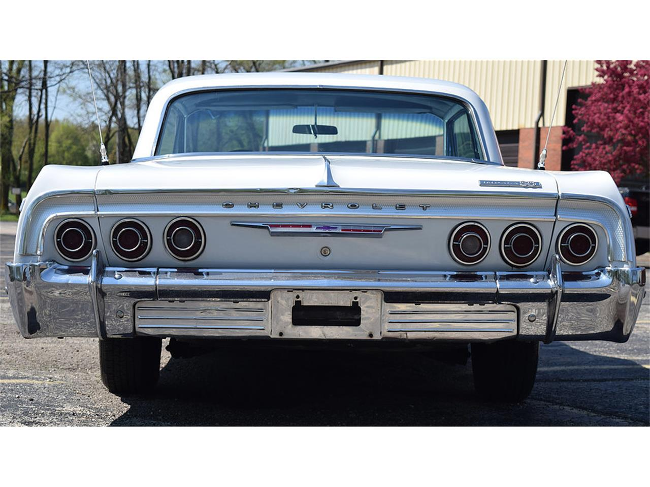 Large Picture of '64 Impala SS - Q3Y4