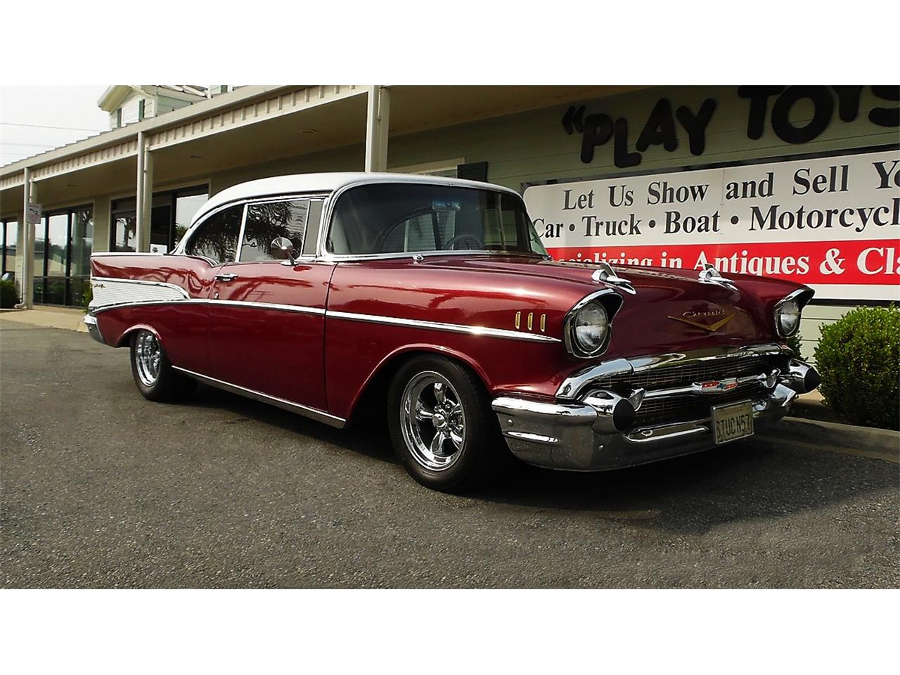 Large Picture of '57 Bel Air - Q3Y5