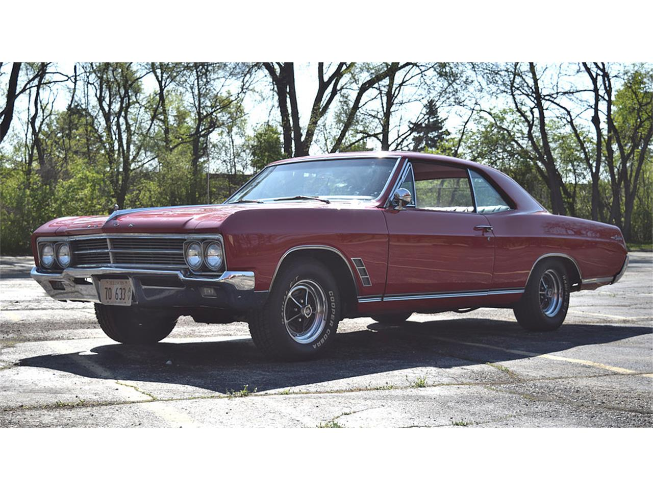 Large Picture of '66 Skylark - Q3Y7