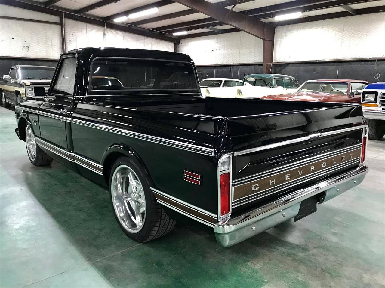 Large Picture of Classic '70 Chevrolet C10 located in Texas - $35,500.00 - Q3YD