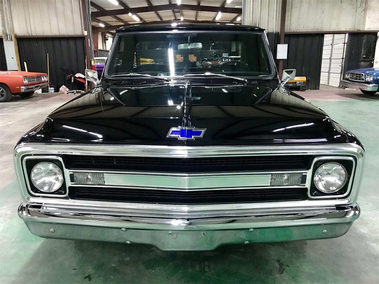 Large Picture of '70 Chevrolet C10 located in Texas Offered by PC Investments - Q3YD