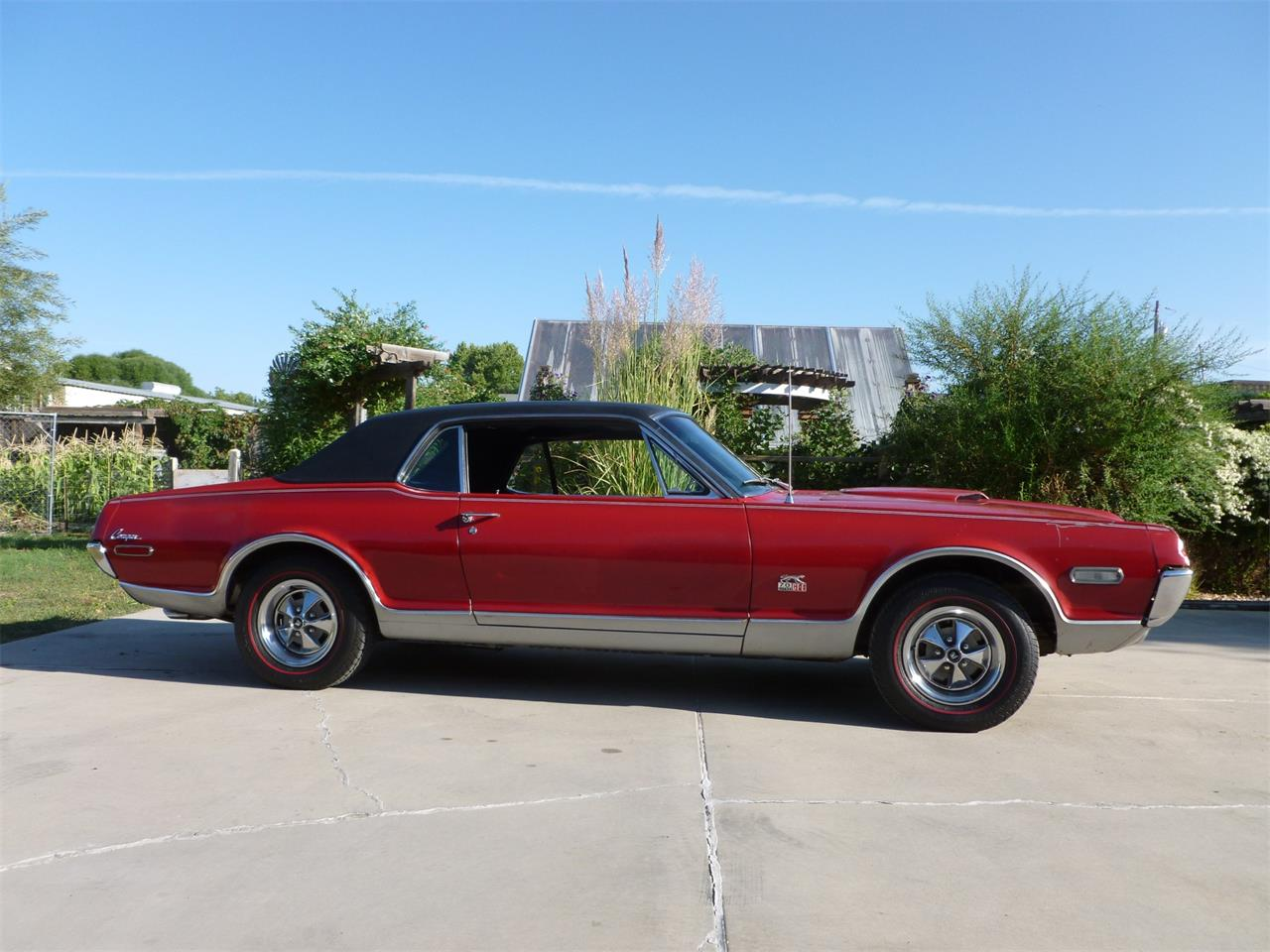 Large Picture of '68 Cougar XR7 - Q3YE