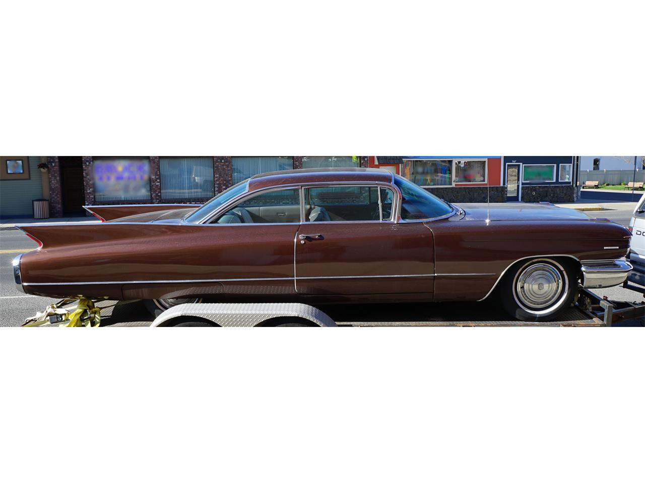 Large Picture of '60 2-Dr Coupe located in Davenport Washington - $8,000.00 - Q3YG