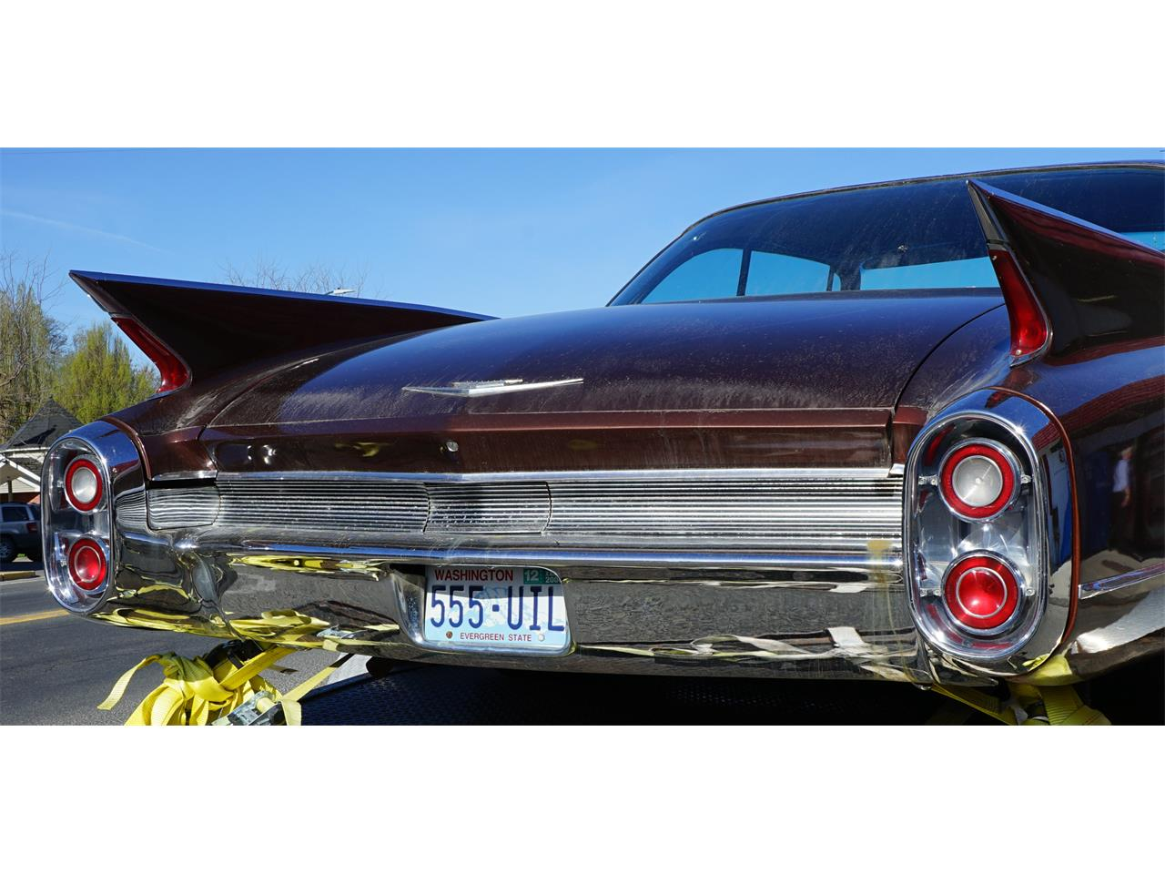 Large Picture of Classic '60 2-Dr Coupe located in Davenport Washington - $8,000.00 Offered by a Private Seller - Q3YG