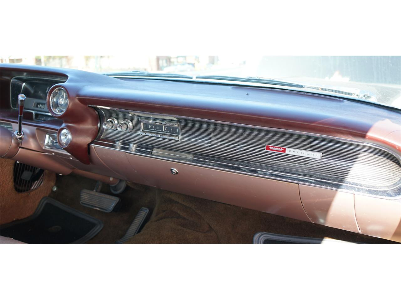 Large Picture of '60 Cadillac 2-Dr Coupe located in Washington - $8,000.00 - Q3YG