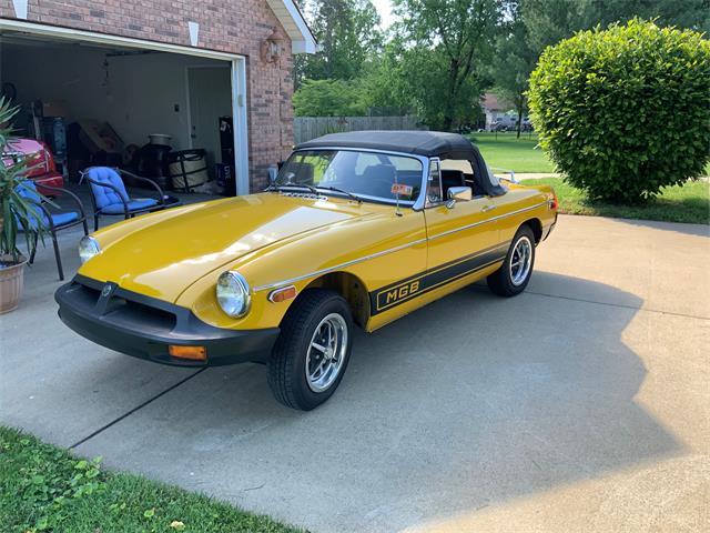Picture of '78 MGB - Q3YS