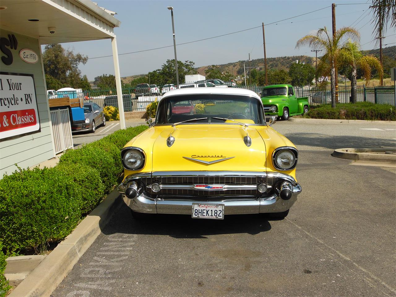 Large Picture of '57 Bel Air - Q3YT