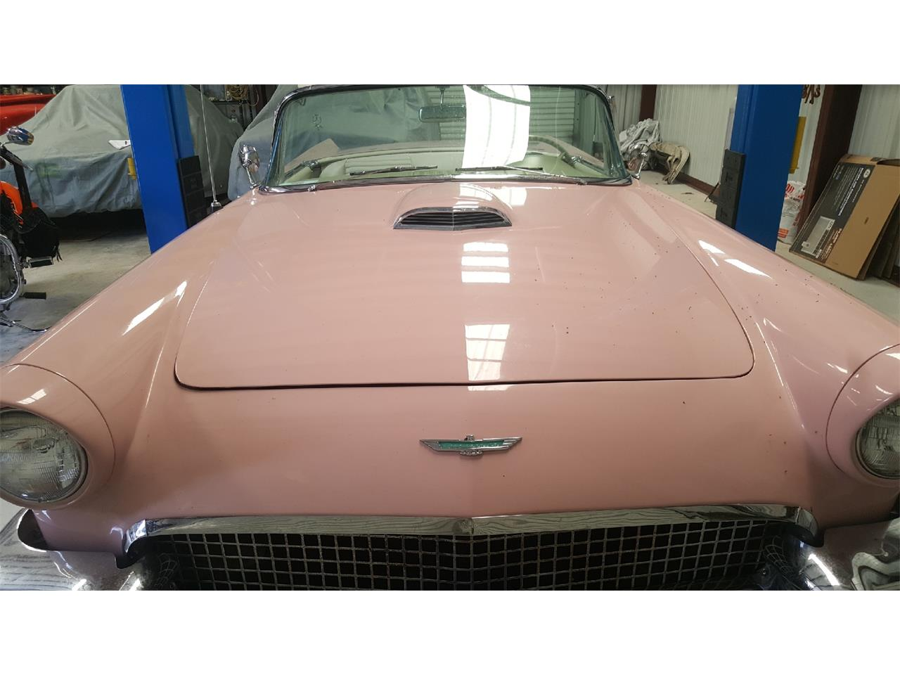 Large Picture of Classic '57 Ford Thunderbird Offered by a Private Seller - Q3Z0