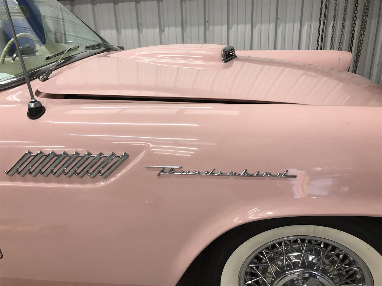 Large Picture of Classic 1957 Thunderbird located in Jensen Beach Florida - Q3Z0
