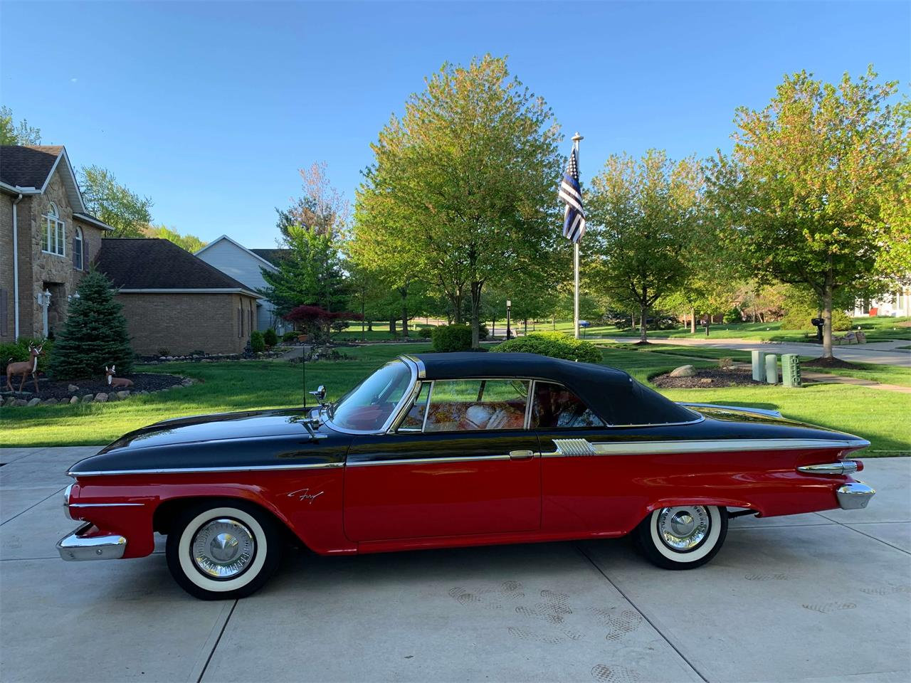 Large Picture of '61 Plymouth Fury located in North Royalton Ohio - Q3Z1