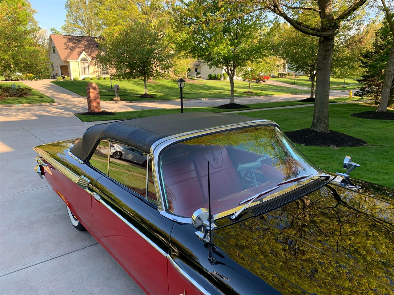 Large Picture of Classic 1961 Plymouth Fury located in North Royalton Ohio Offered by BlueLine Classics - Q3Z1