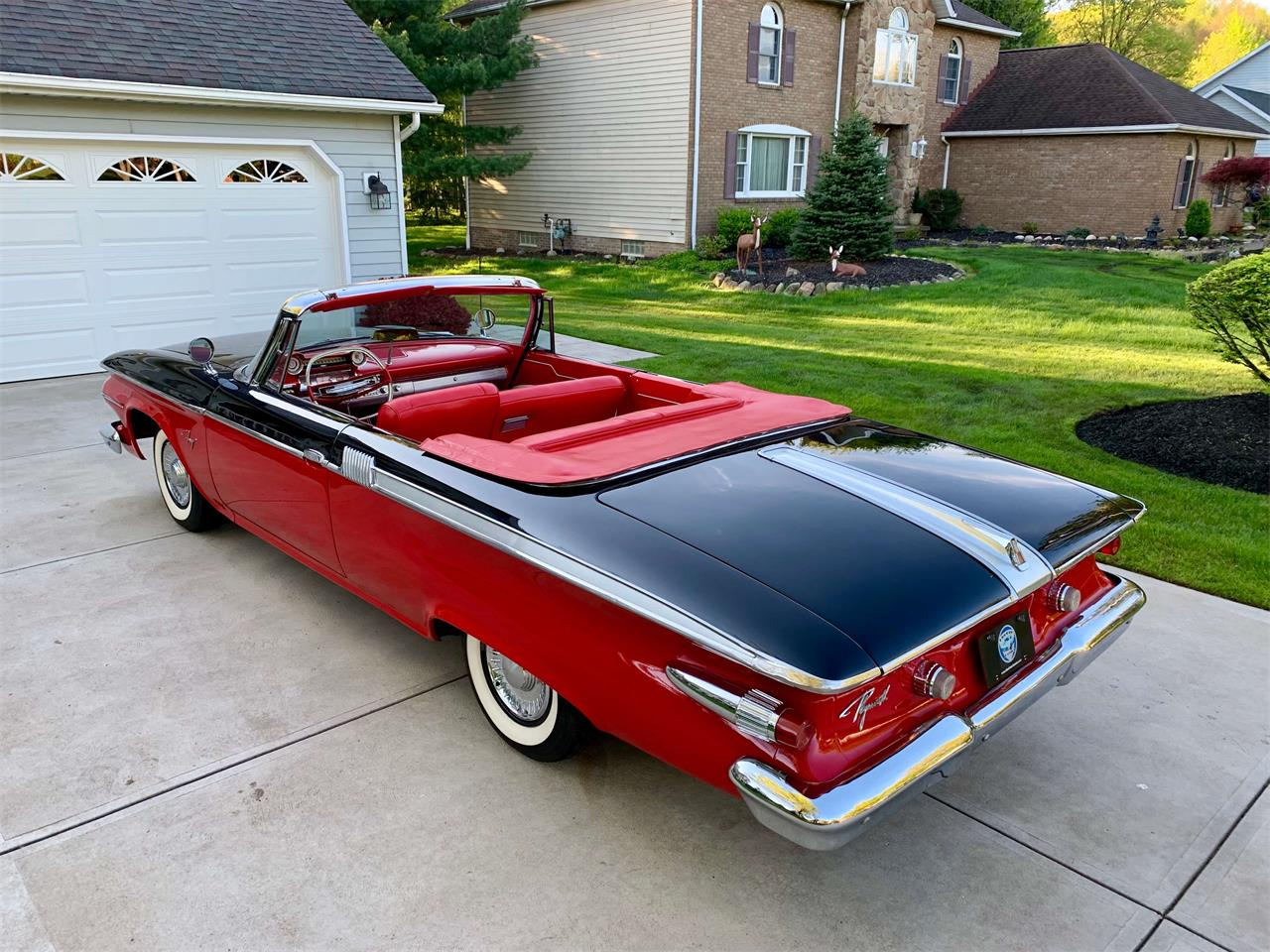 Large Picture of Classic 1961 Plymouth Fury Offered by BlueLine Classics - Q3Z1