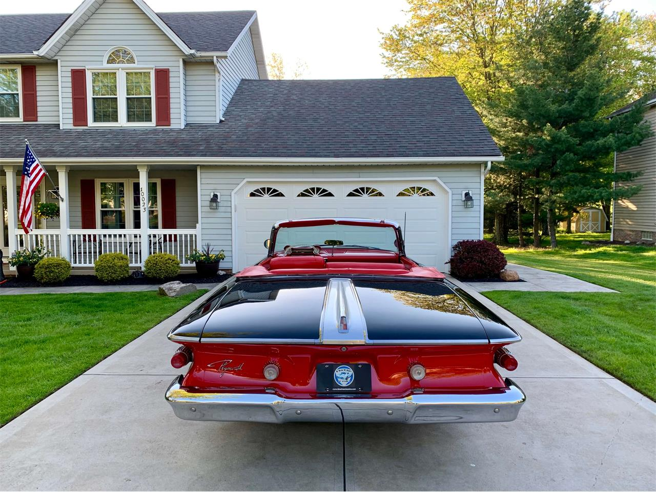 Large Picture of '61 Plymouth Fury - $39,900.00 - Q3Z1