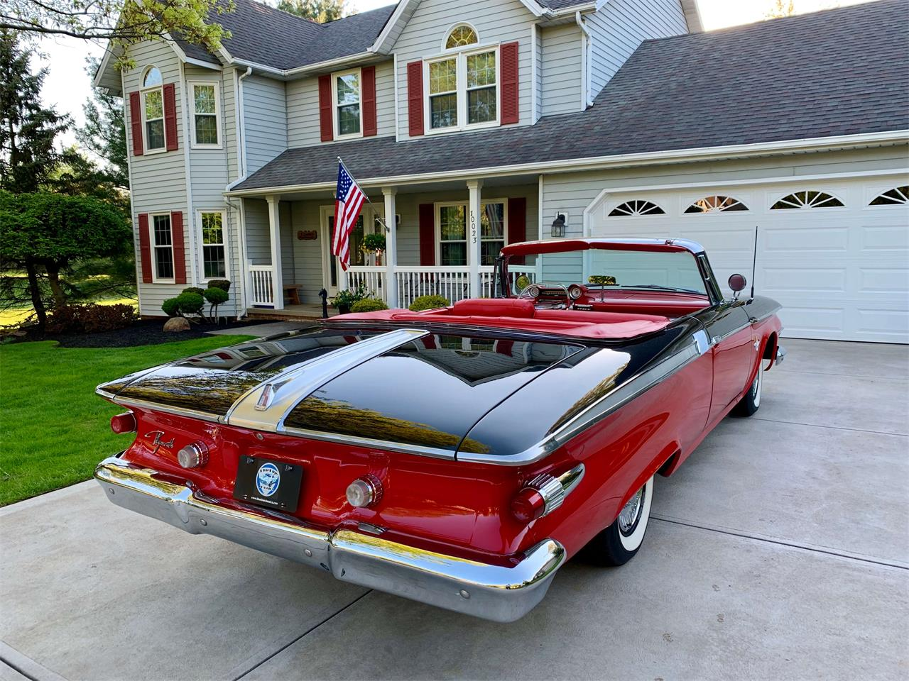 Large Picture of Classic 1961 Plymouth Fury located in Ohio - $39,900.00 - Q3Z1