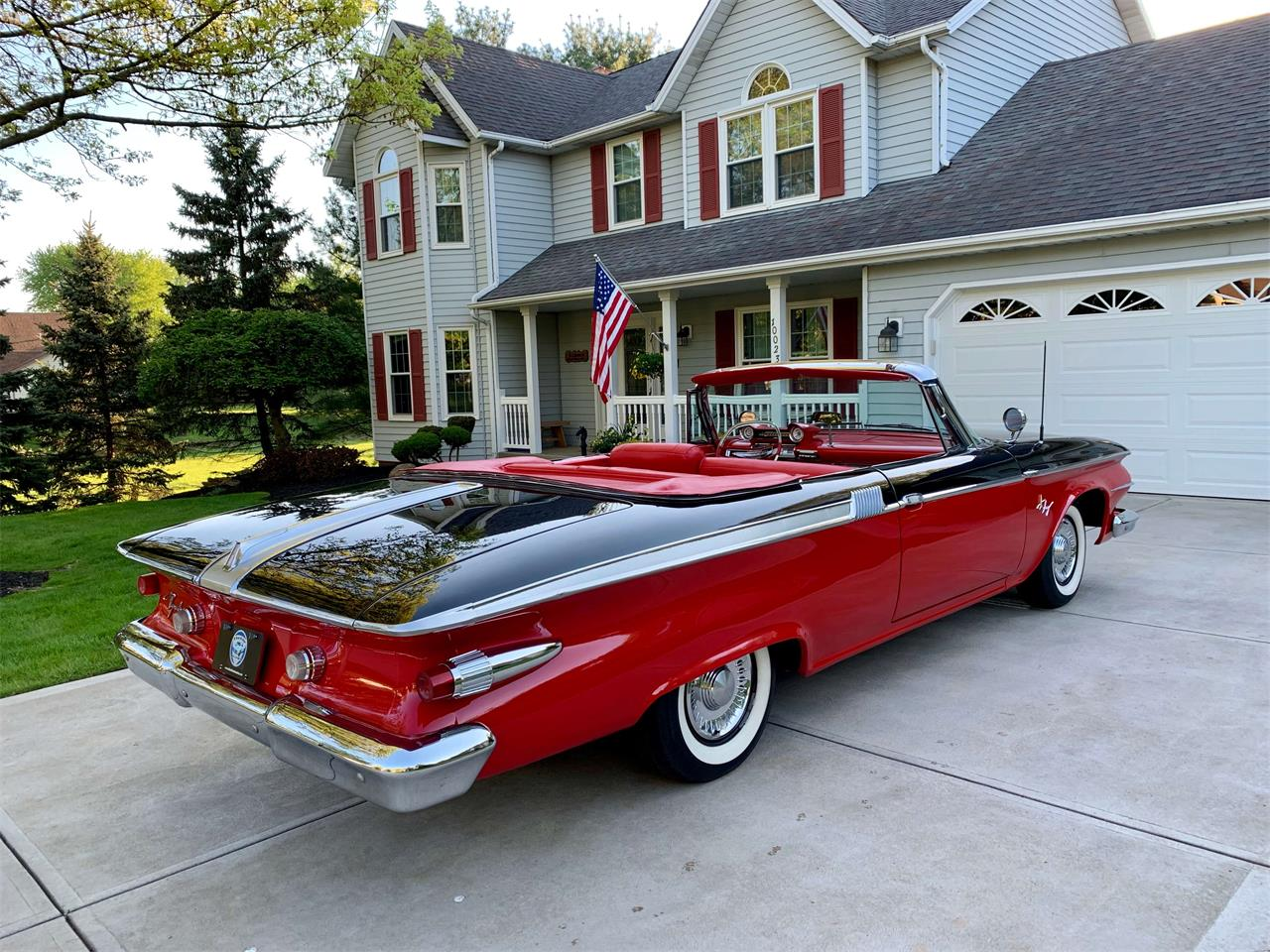 Large Picture of 1961 Plymouth Fury located in North Royalton Ohio Offered by BlueLine Classics - Q3Z1