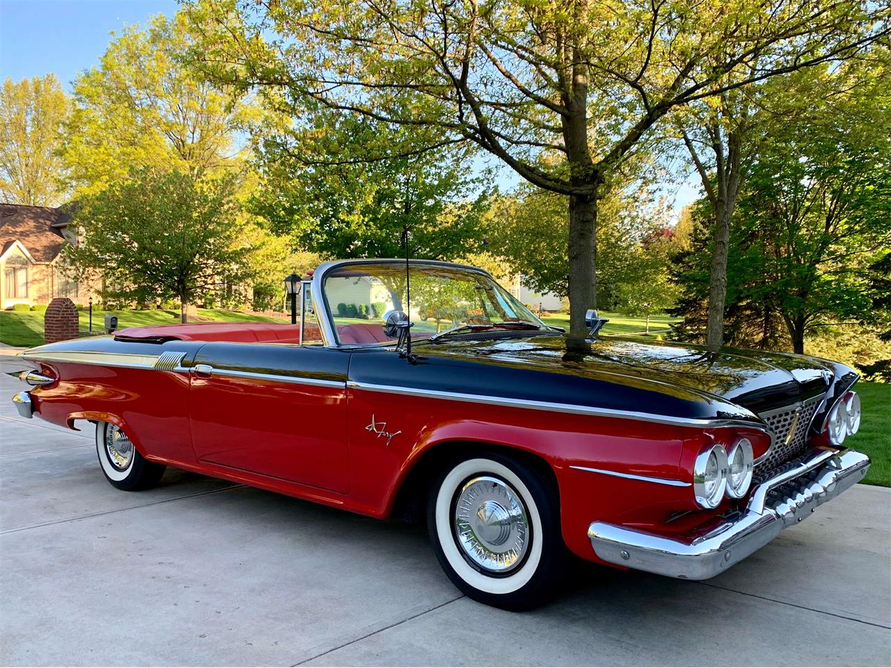 Large Picture of Classic 1961 Fury Offered by BlueLine Classics - Q3Z1