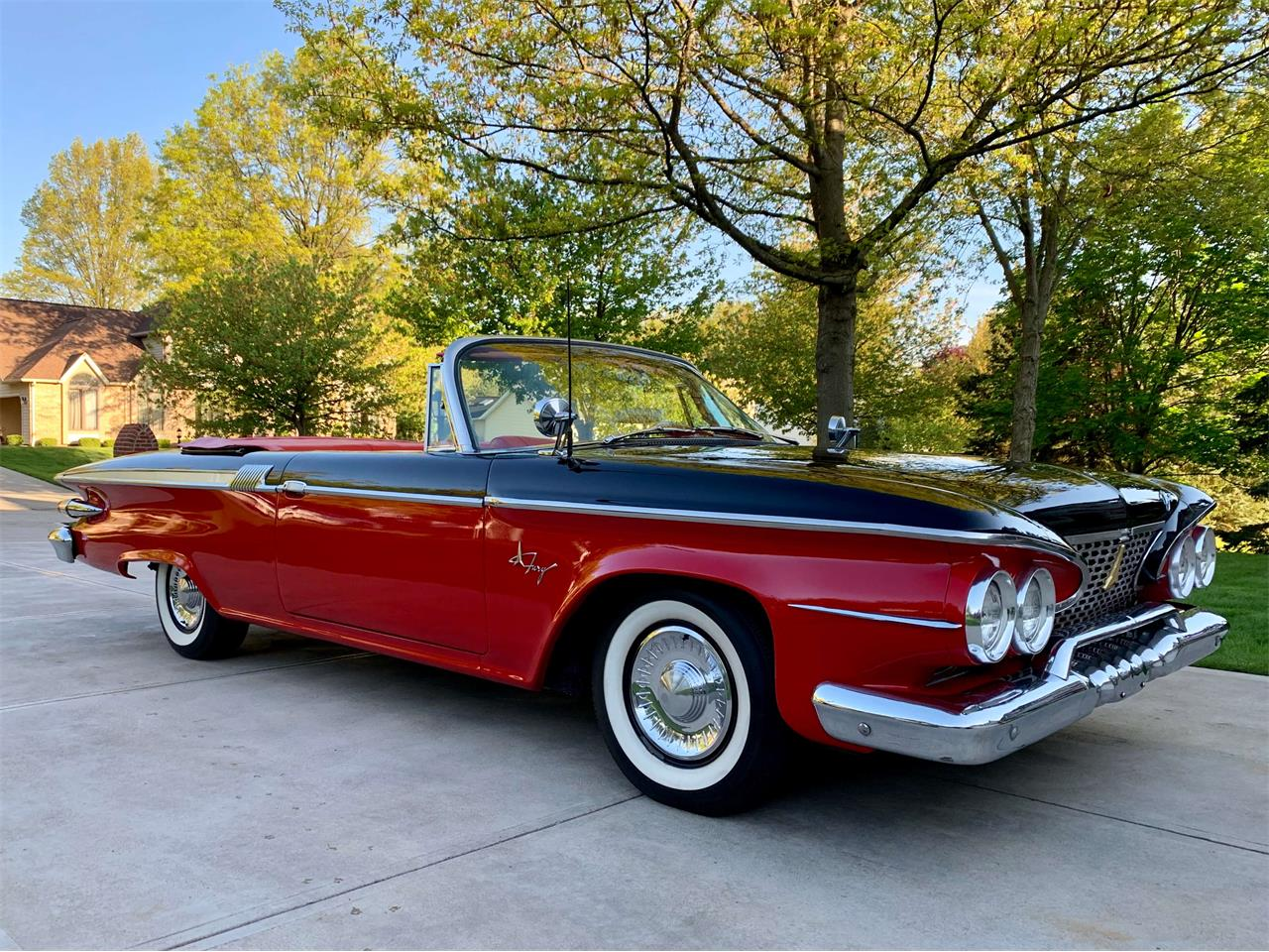 Large Picture of Classic '61 Fury located in Ohio Offered by BlueLine Classics - Q3Z1