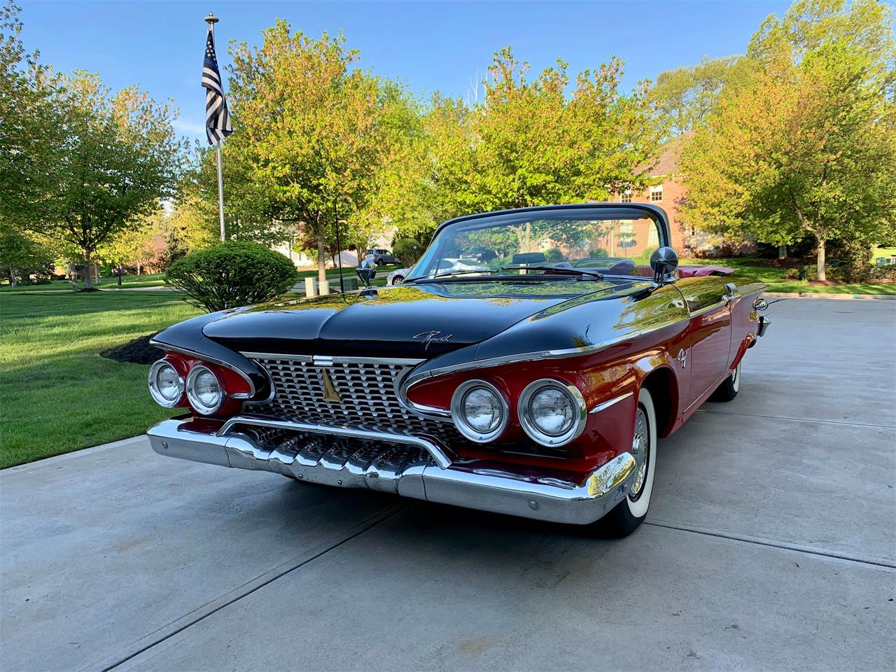 Large Picture of Classic '61 Plymouth Fury located in Ohio - $39,900.00 Offered by BlueLine Classics - Q3Z1