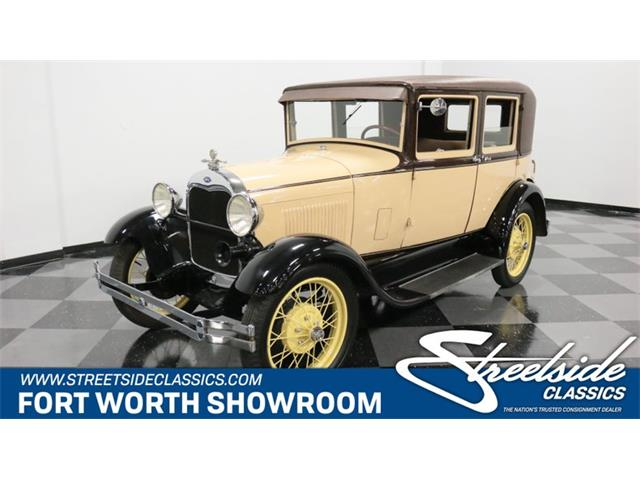 Picture of 1928 Model A located in Texas - $19,995.00 Offered by  - Q3ZJ