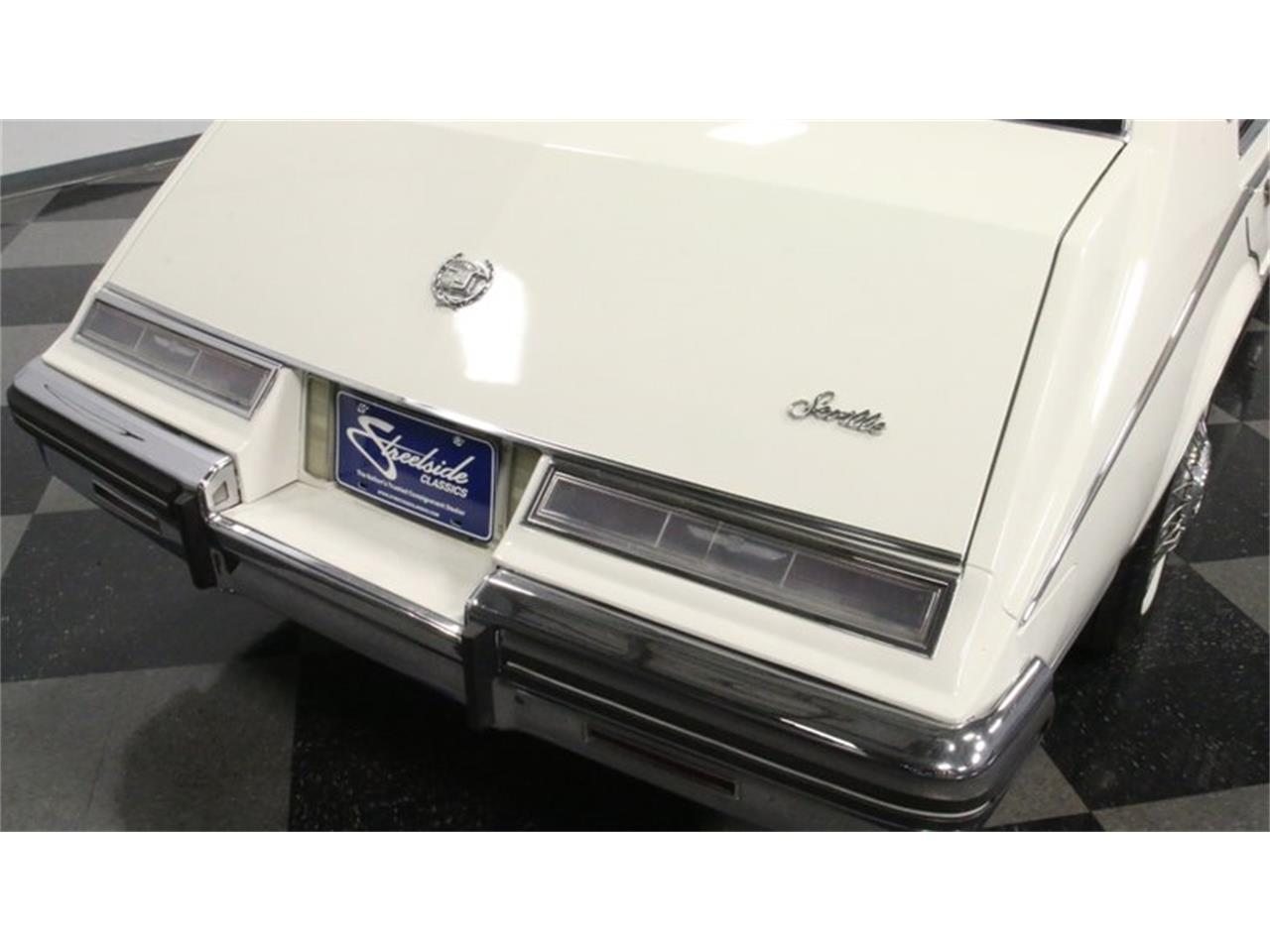 Large Picture of '85 Cadillac Seville located in Georgia - $11,995.00 Offered by Streetside Classics - Atlanta - Q3ZM