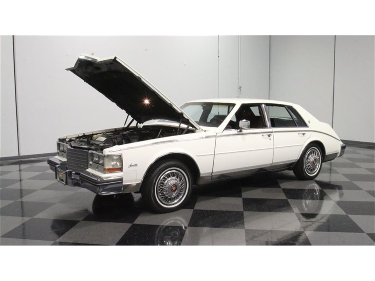 Large Picture of 1985 Cadillac Seville Offered by Streetside Classics - Atlanta - Q3ZM