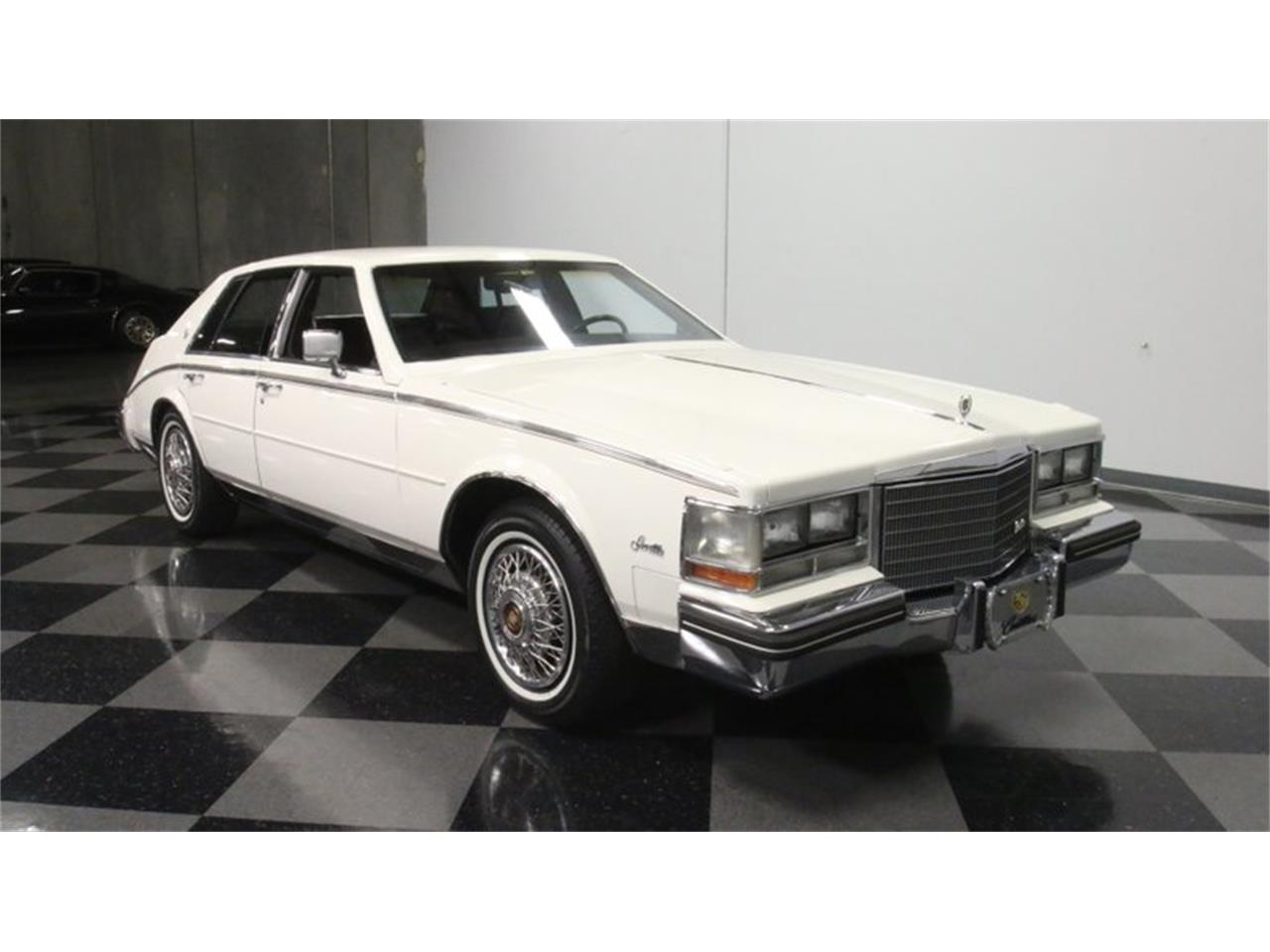 Large Picture of 1985 Seville located in Lithia Springs Georgia Offered by Streetside Classics - Atlanta - Q3ZM