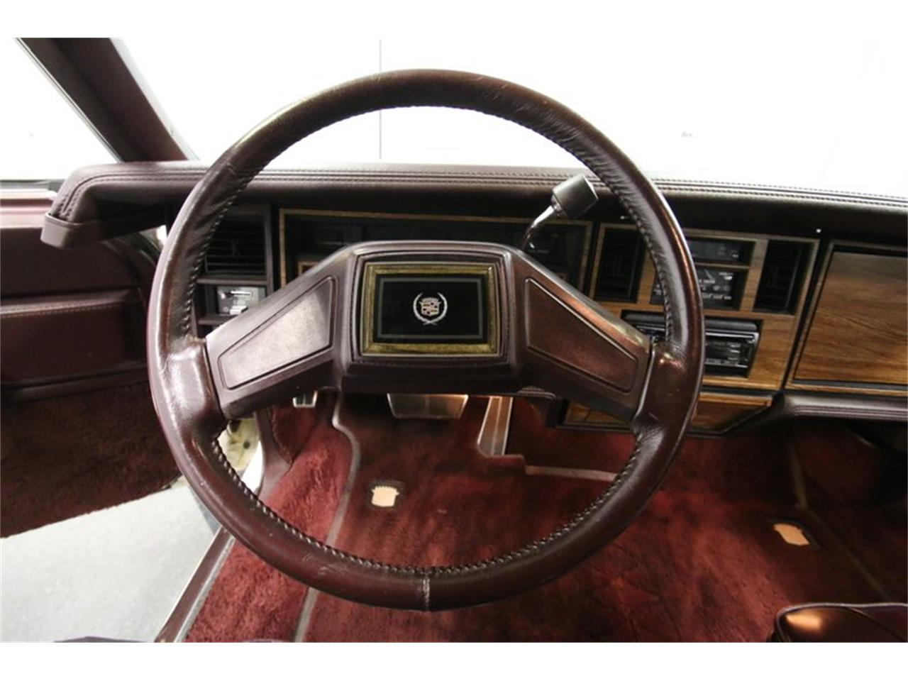 Large Picture of 1985 Cadillac Seville located in Georgia - $11,995.00 Offered by Streetside Classics - Atlanta - Q3ZM