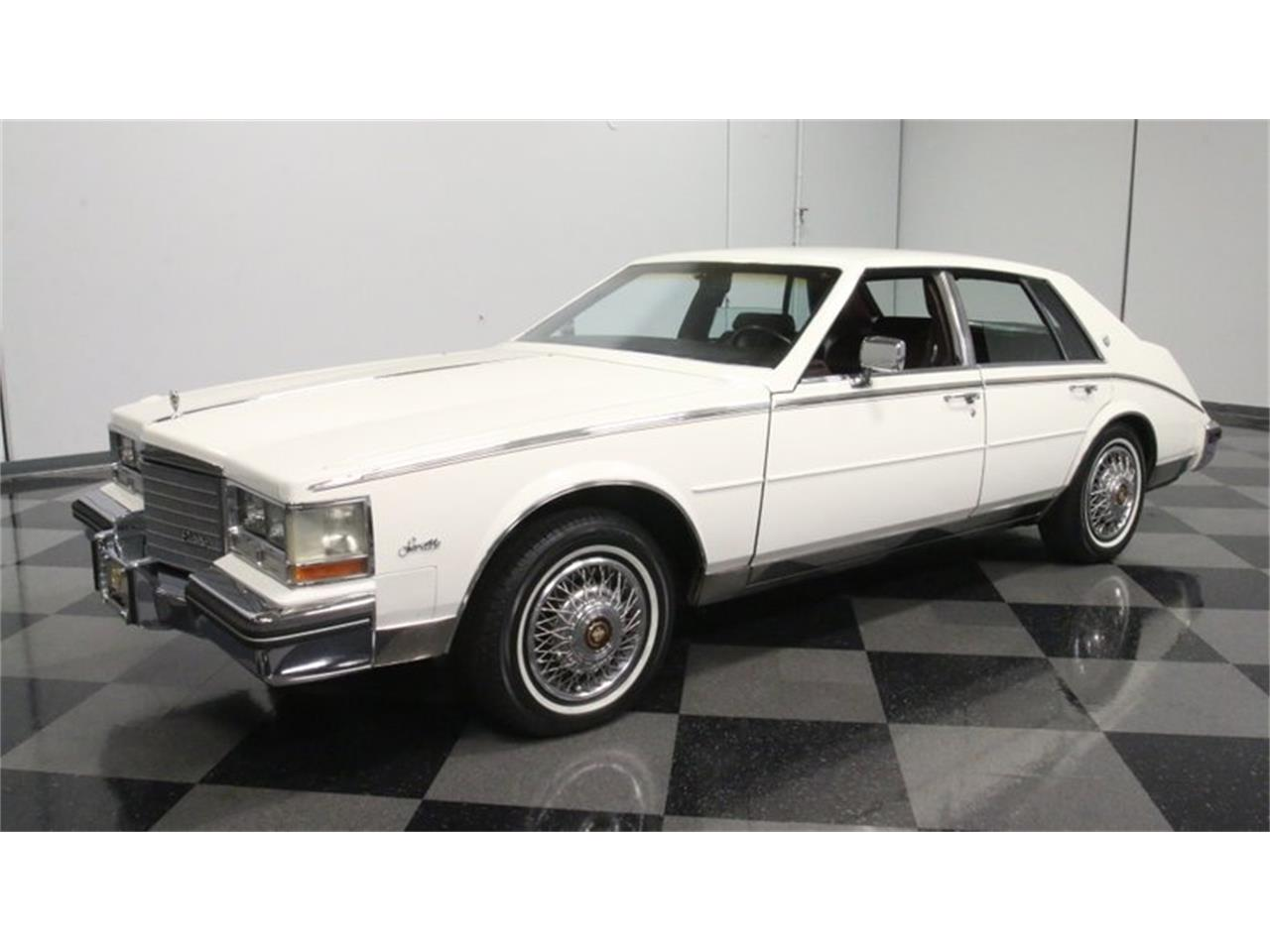 Large Picture of '85 Cadillac Seville located in Lithia Springs Georgia - $11,995.00 Offered by Streetside Classics - Atlanta - Q3ZM