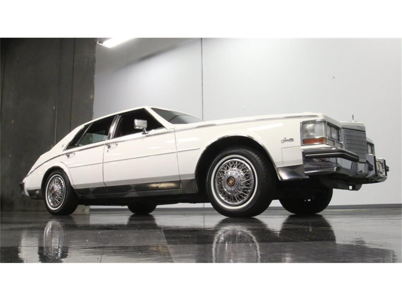 Large Picture of 1985 Seville - $11,995.00 Offered by Streetside Classics - Atlanta - Q3ZM