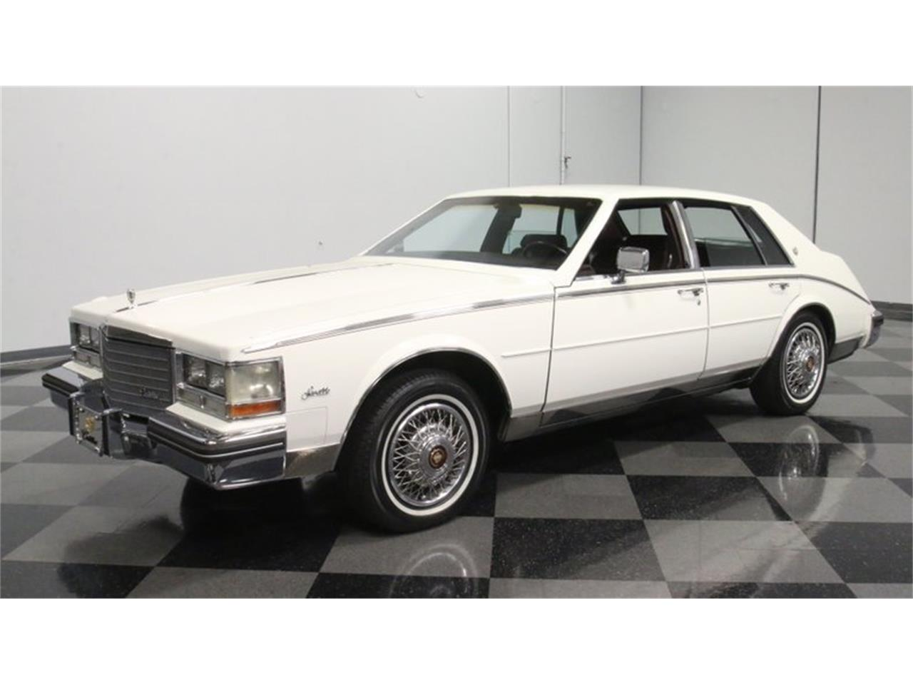 Large Picture of 1985 Cadillac Seville - $11,995.00 - Q3ZM