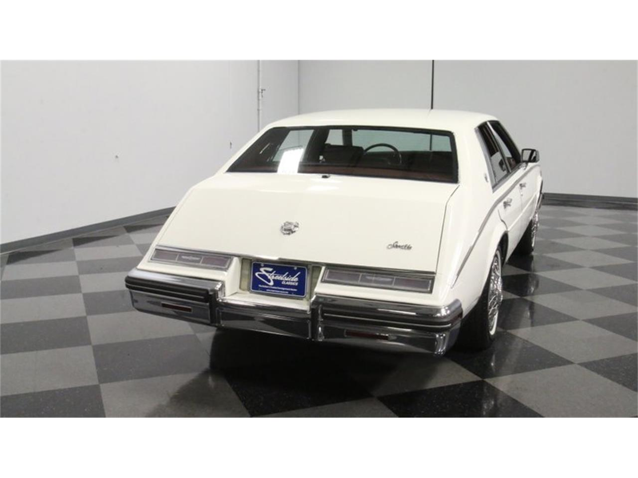 Large Picture of 1985 Seville located in Georgia - $11,995.00 Offered by Streetside Classics - Atlanta - Q3ZM